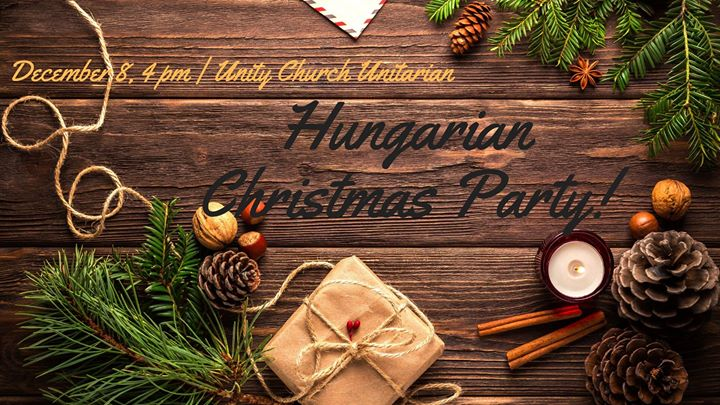 Hungarian Christmas Traditions.Hungarian Christmas Party Global Twin Cities