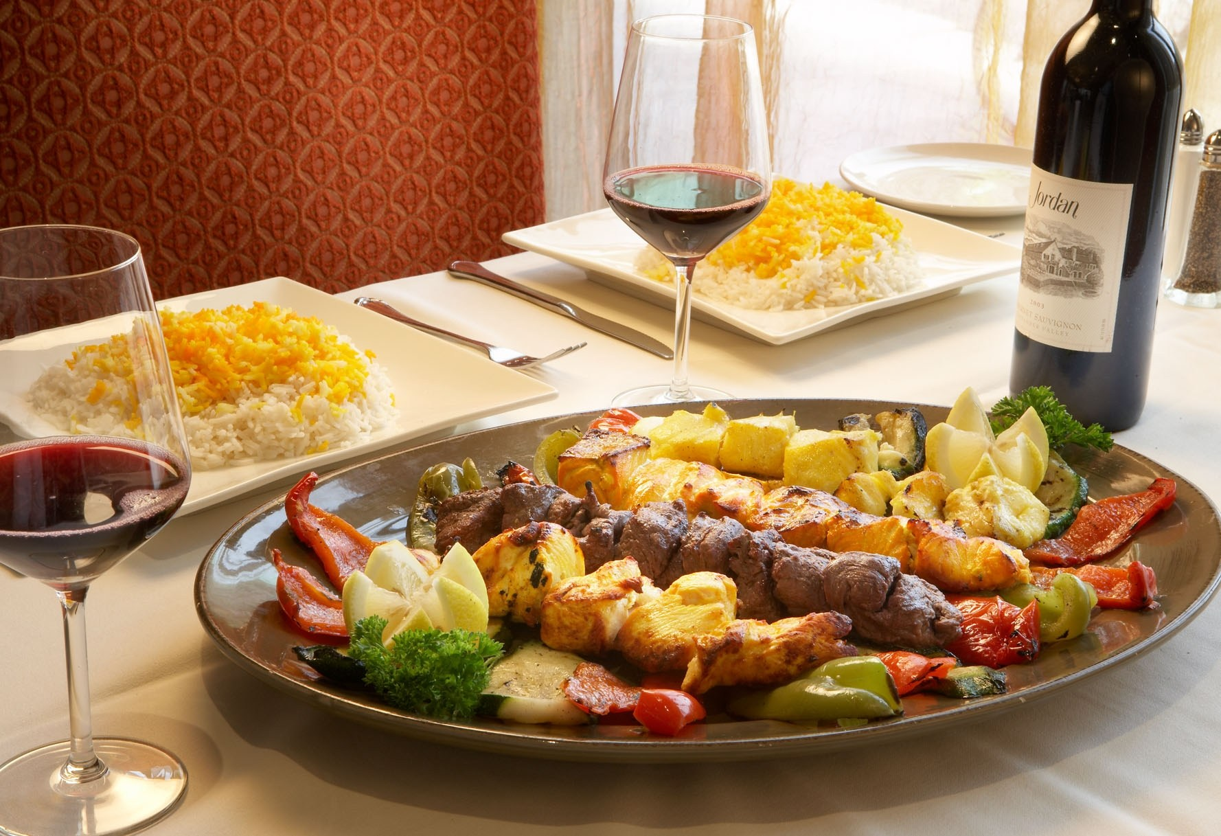 Culture Through Cuisine: Global Minnesota Persian Dinner
