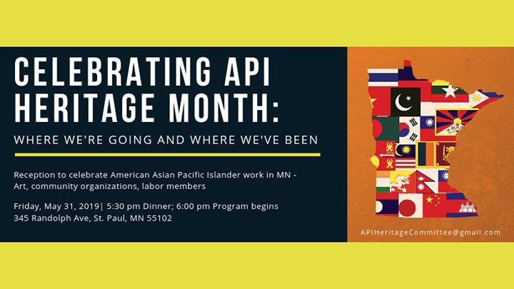 Art asian heritage pacific work