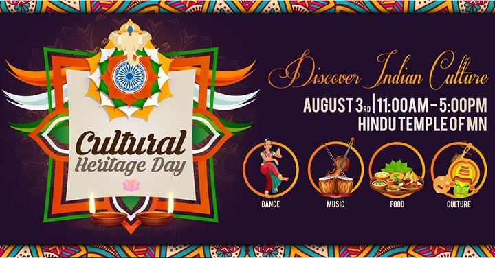 Hindu Cultural Heritage Day 2019 - Global Twin Cities